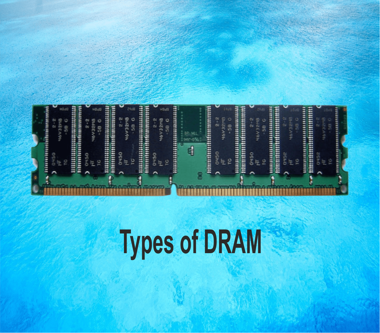Types of DRAM and their Different Generations