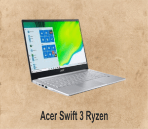 Acer Swift 3 Ryzen