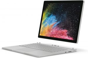 Best Laptops for Graphic Design Students - Microsoft Surface Book 2
