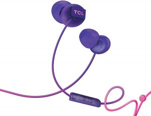 Best Laptop Accessories - TCL SOCL 300 IN Ear EarBuds Wired Noise Isolated