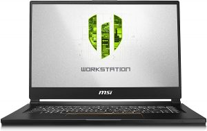 best laptops for autocad - MSI WS 65