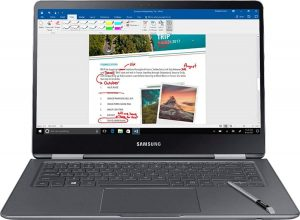 Best Laptops for Engineering Students - Samsung NoteBook 9 Pro