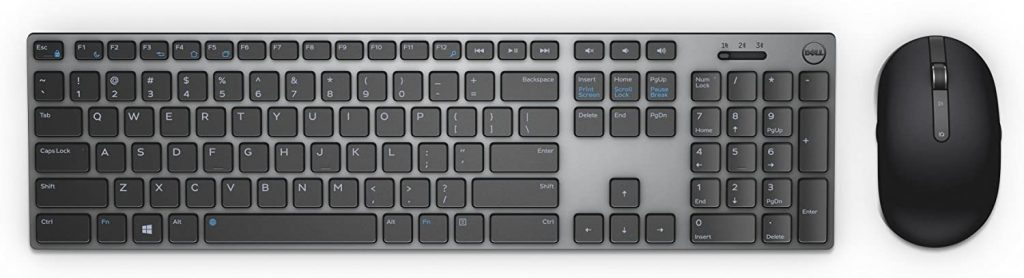 Dell LP KM717 Keyboard and Mouse