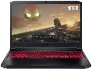 Best Gaming Laptop under 2000 dollars - Acer Nitro 7