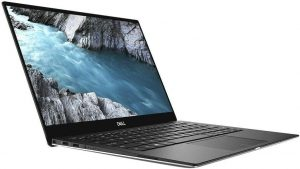 Best Laptop with Backlit Keyboard - Dell XPS 13