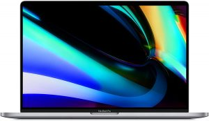Best Laptops for Data Scientist - Apple Macbook Pro 16-inch