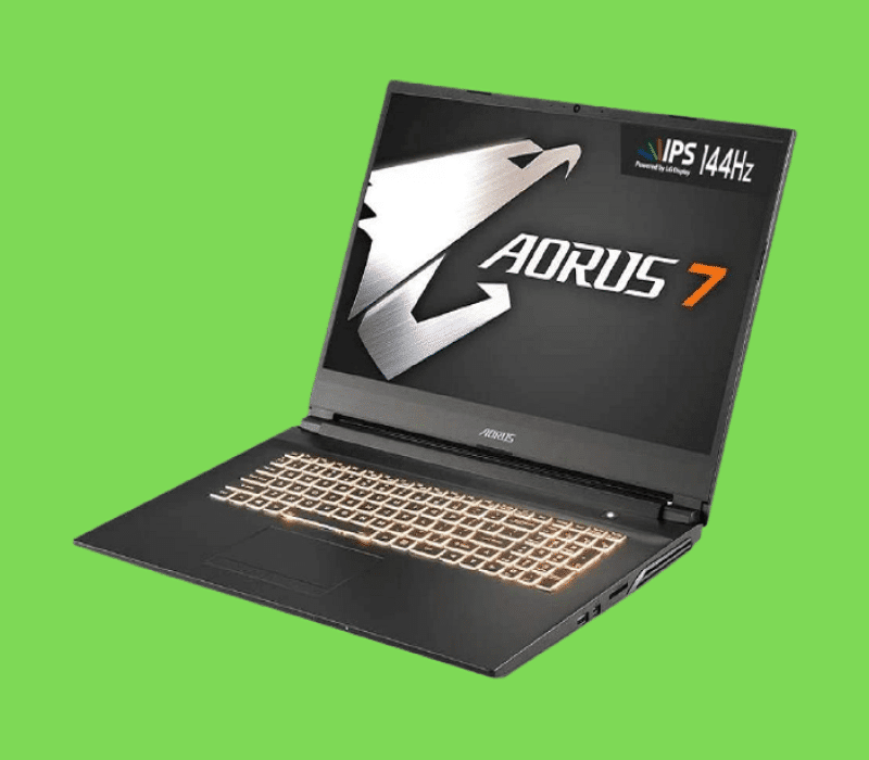 Gigabyte Aorus 15P Gaming Laptop Review 2021