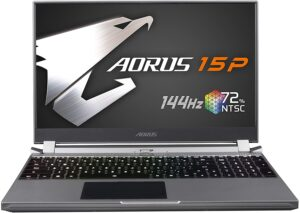 Aorus 15 P Gaming Laptop