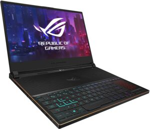 Best Laptop For Animation Students - Asus Rog Zephyrus S