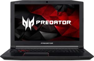 Best Laptop For Animation Students - Acer Predator Helios 300