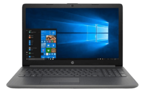 Best Laptops for Bloggers - HP 15.6 inch Touchscreen Laptop