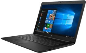 Best Budget Gaming Laptop under 500 dollars - HP BY1053DX 17