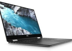 Best Budget Laptop for Photoshop - Dell XPS 15 2 in 1 9575
