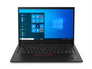 Best Laptops for Small Business - Lenovo ThinkPad X1 Carbon