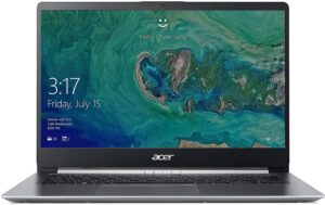 Best Laptops for College Students under 300 Dollars - Acer Swift 1