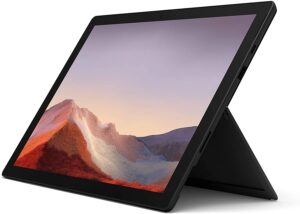 best laptops for small business - Microsoft Surface Pro 7