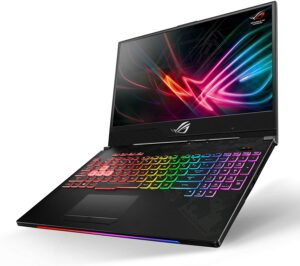 Best Laptops for Data Scientist - Asus Rog Scar II