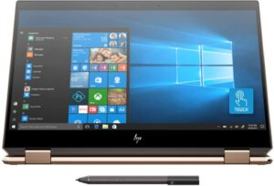 best 2 in 1 laptop for drawing - HP Spectre X360 15T