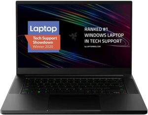 Best Gaming Laptop under 2000 dollars - Razer Blade 15