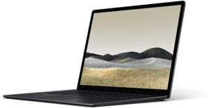 Best laptop for video editing - Microsoft Surface Laptop 3 15