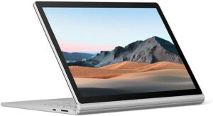 Best Laptops For Engineering Students - Microsoft Surface Book 3