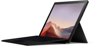 Best Laptops For Accounting Majors - Microsoft Surface Pro 7