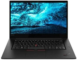 Best Laptops for Graphic Design Students - Lenovo ThinkPad X1 Extreme Gen 2