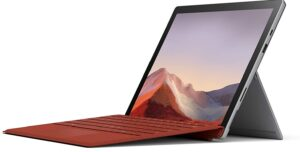 Best laptop for artists - Microsoft Surface Pro 7